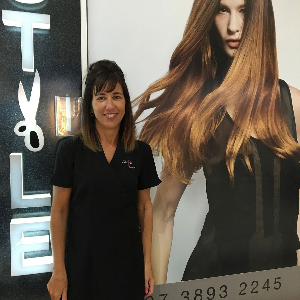 Employed since 2004 - Senior Stylist, Wella Technician for 12 years.