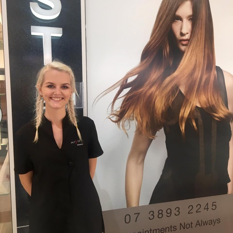 Employed since May 2017 specialising in creative colour and styling